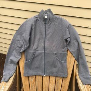 Russell sweatshirt, workout jacket women's